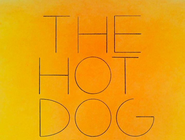 Bez tytułu [Hot Dog God]