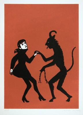 Krampus dance (ed. 15)