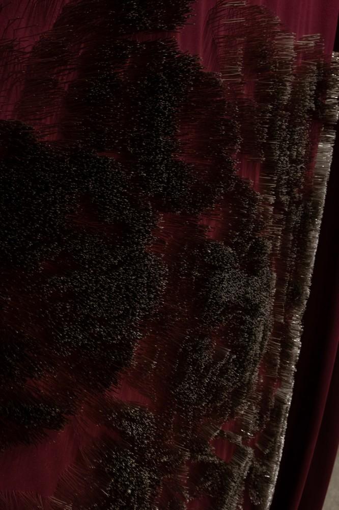 Ogród rozkoszy II z serii O próżnej sławie i ulotnym smaku truskawki lub poziomki